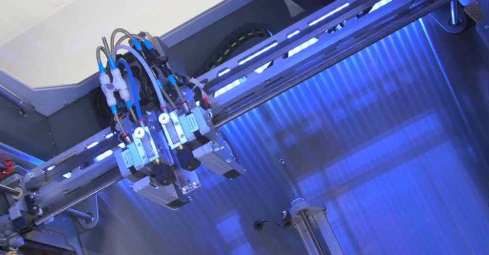 Omni3D eliminuje straty energii w trakcie druku