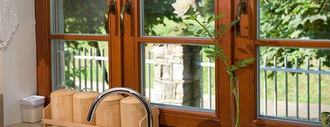 Drewniane Okna Drutexu Zieloną Marką