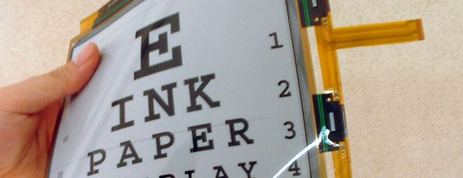 Od książek po kolej – technologia E Ink może służyć w wielu branżach