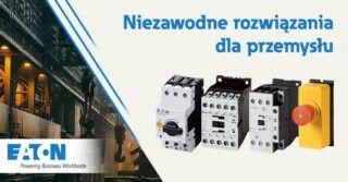 Produkty Eaton dla przemysłu i producentów maszyn
