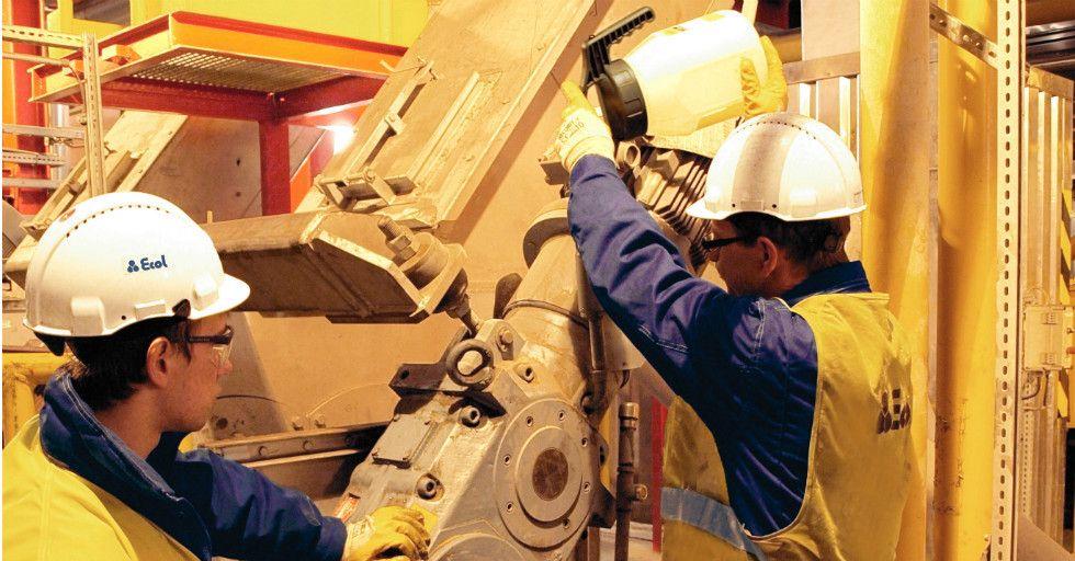 Outsourcing serwisu olejowo-smarowniczego ECOL