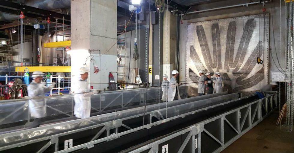 Szybka wymiana 64 200 rur w elektrowni EDF Cattenom