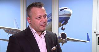Polski rynek przewozów lotniczych rośnie w dwucyfrowym tempie