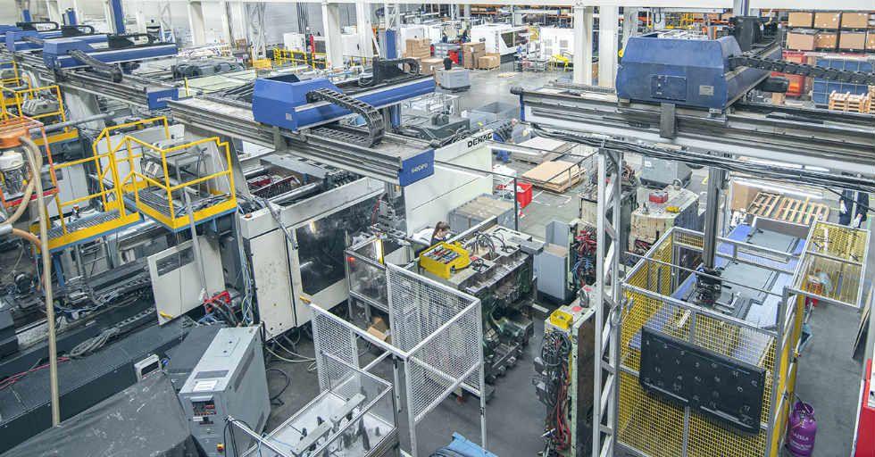 Knauf uruchomił nową linię produkcyjną części samochodowych z pianki EPP