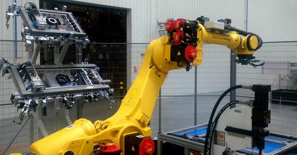Wynajmij robota i rozlicz się za pracę stanowiska zrobotyzowanego