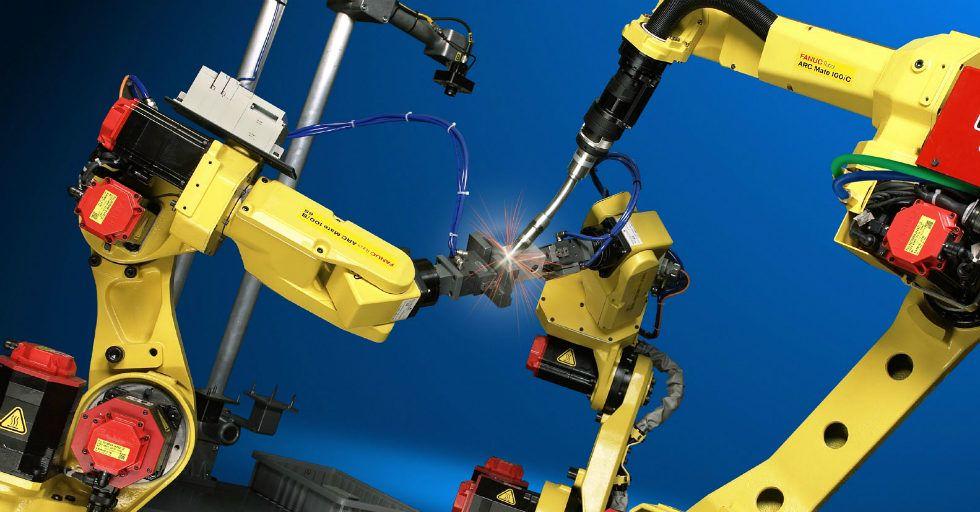Roboty spawalnicze FANUC w PAK Kopalni Węgla Brunatnego Konin