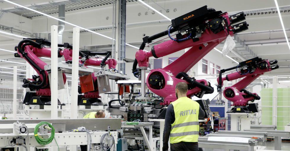 Rittal inwestuje 250 mln euro w przebudowę zakładu w Heiger w koncepcji I4.0