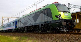 20 nowych lokomotyw elektrycznych Newagu dla PKP Intercity