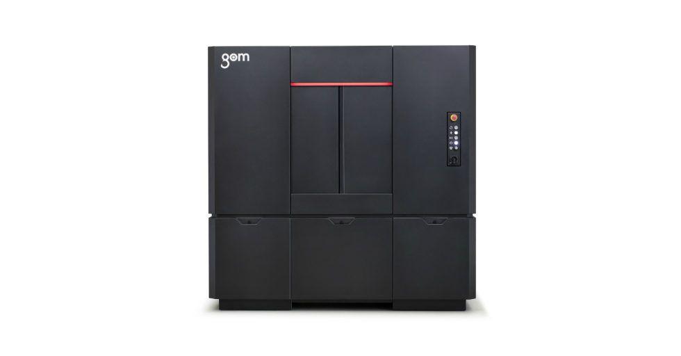 Przemysłowy tomograf komputerowy GOM CT
