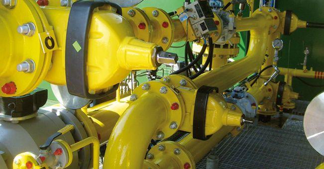 GZOG – Utrzymanie obiektów gazowych