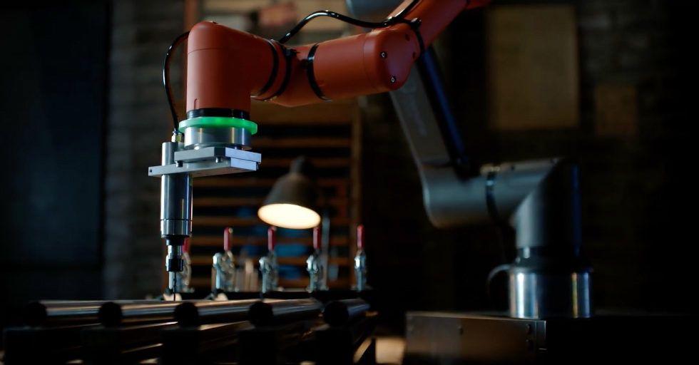 Cobot Hanwha HCR-5 konkurencją dla Universal Robots