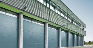 Hörmann – Obiekty przemysłowe bez strat energii