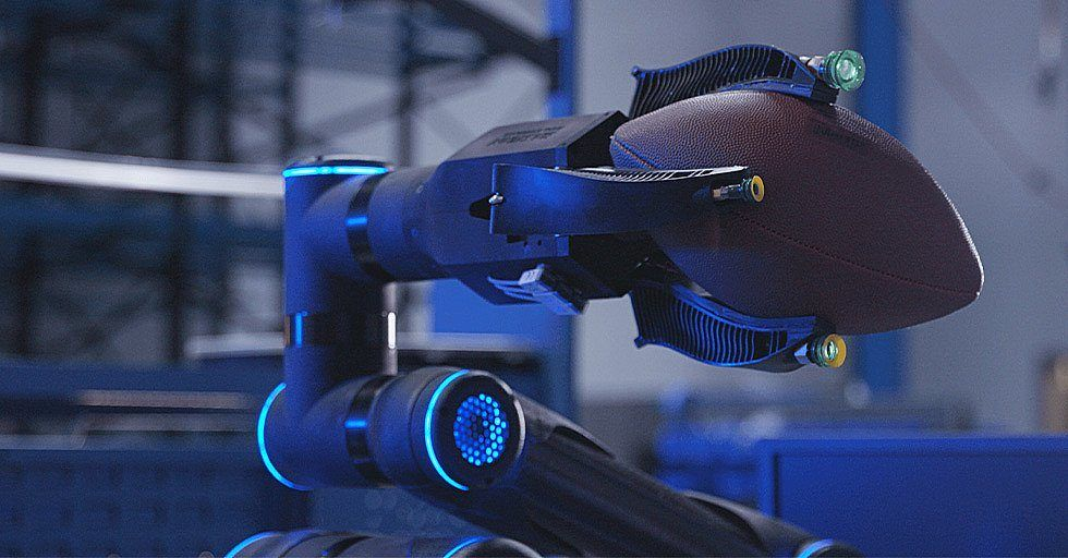 Druk 3D i roboty przemysłowe