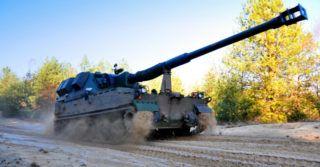 Haubica samobieżna KRAB na wyposażeniu Sił Zbrojnych RP