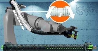 Jak bezpiecznie poprowadzić przewody w robotach przemysłowych?
