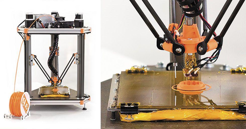 igus: druk 3D daje przemysłowi coraz więcej możliwości