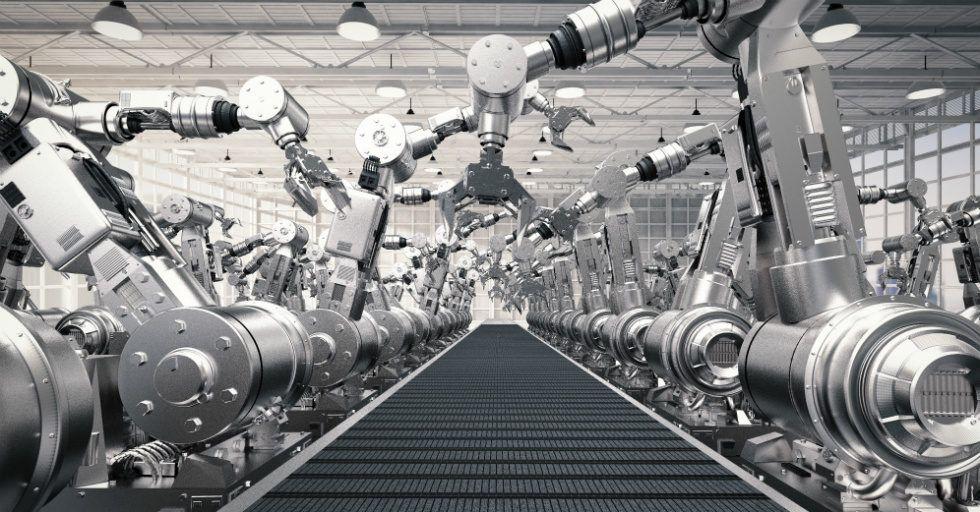 Robotyka przebudowuje produkcyjny krajobraz