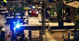 IMC Engineering / konstrukcje stalowe dla przemysłu ciężkiego