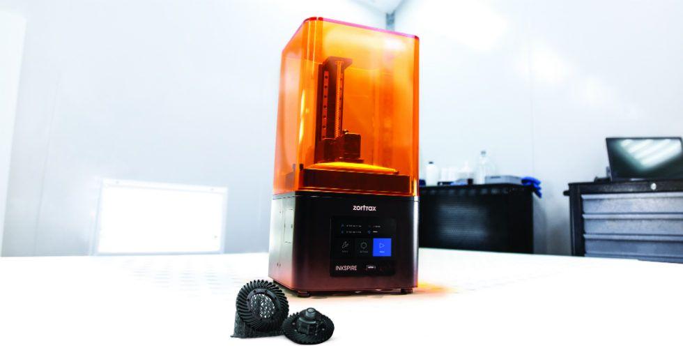 Inkspire drukarka żywicowa 3D Zortrax
