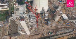 Budowa bloku energetycznego (910 MW) w Jaworznie