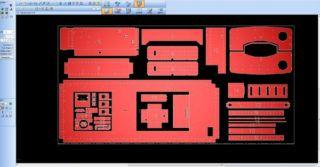 Oprogramowanie Radan w KMF Precision Sheetmetal