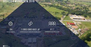 Blisko 2 mld zadeklarowanych nakładów inwestycyjnych w Polskiej Strefie Inwestycji