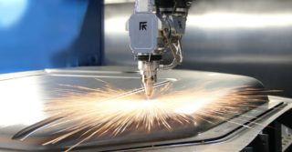 Prima Power Laser Next 2141 dla producentów części metalowych tłoczonych