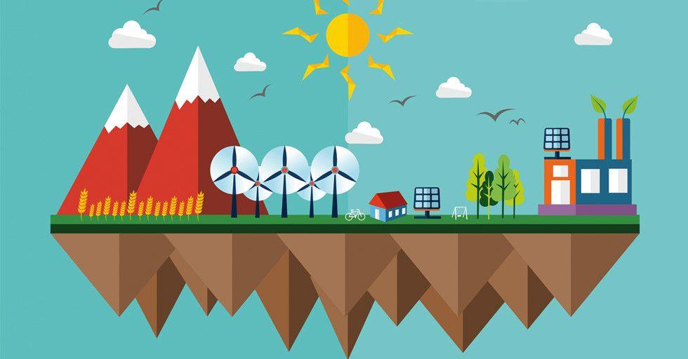 Związki lean manufacturing z ideą zrównoważonego rozwoju