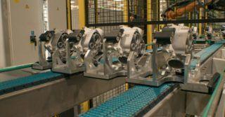 Gliwicki ZF zautomatyzował linię produkcyjną systemów układu wspomagania hamowania
