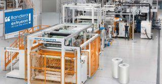 EUROCAST zamówił nową linię produkcyjną do produkcji folii APET
