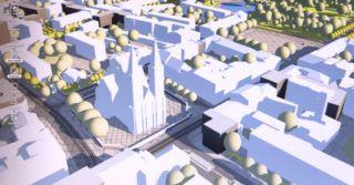 Jak projektować miasto. Cyfrowa mapa Łodzi 3D