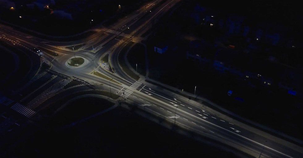 Kompleksowe wykonawstwo i modernizacja oświetlenia ulicznego