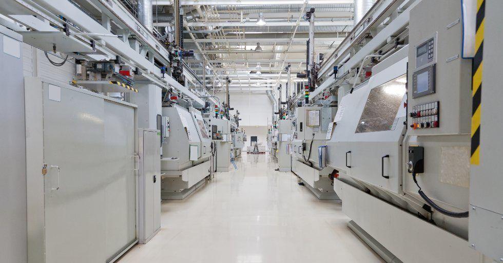 Monitoring i diagnostyka drgań w parkach maszynowych fabryk przemysłu motoryzacyjnego