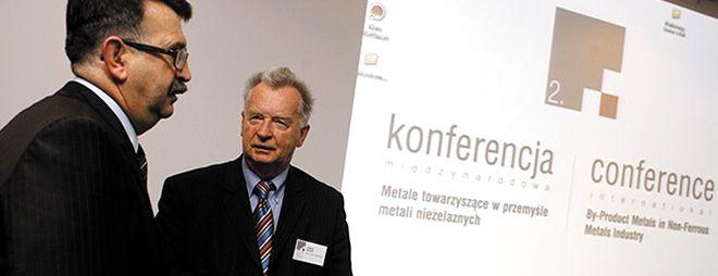 Metale towarzyszące w przemyśle metali nieżelaznych