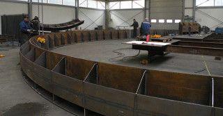 Promostal: projektowanie, produkcja i montaż konstrukcji stalowych