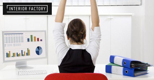 Ergonomia stanowiska pracy w biurze