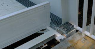 Panele pomostowe z kompozytu FPR skracają proces budowy