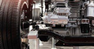 System monitorowania położenia i mocowania części nadwozia na produkcji