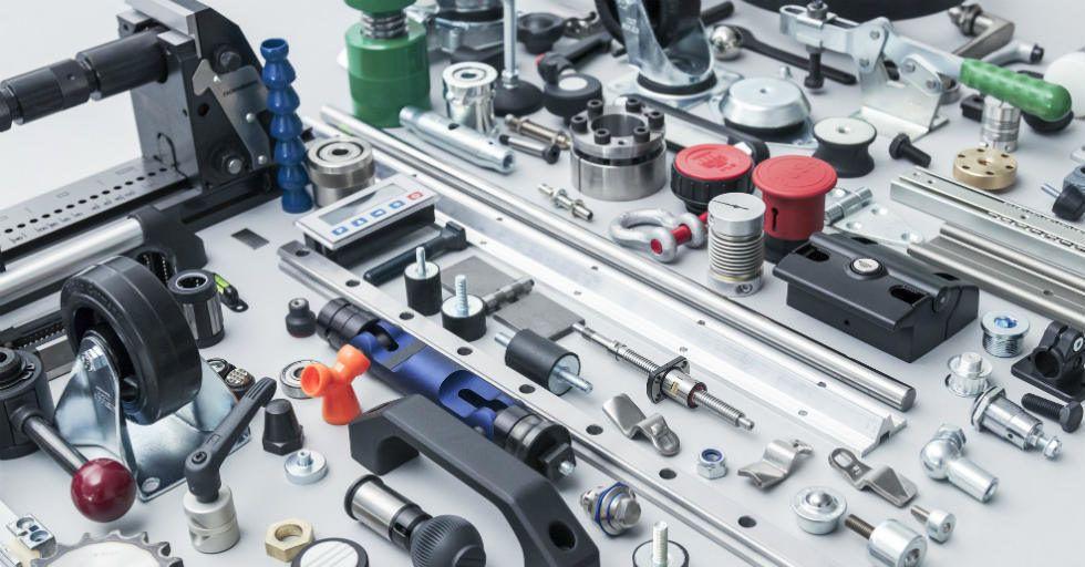 Dane 45 000 komponentów norelem, dostępne w CAD poprzez THE BIG GREEN BOOK