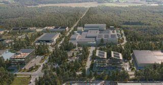 Northvolt inwestuje 750 mln dolarów w pierwszy na świecie kampus R&D obejmujący cały ekosystem rozwoju baterii