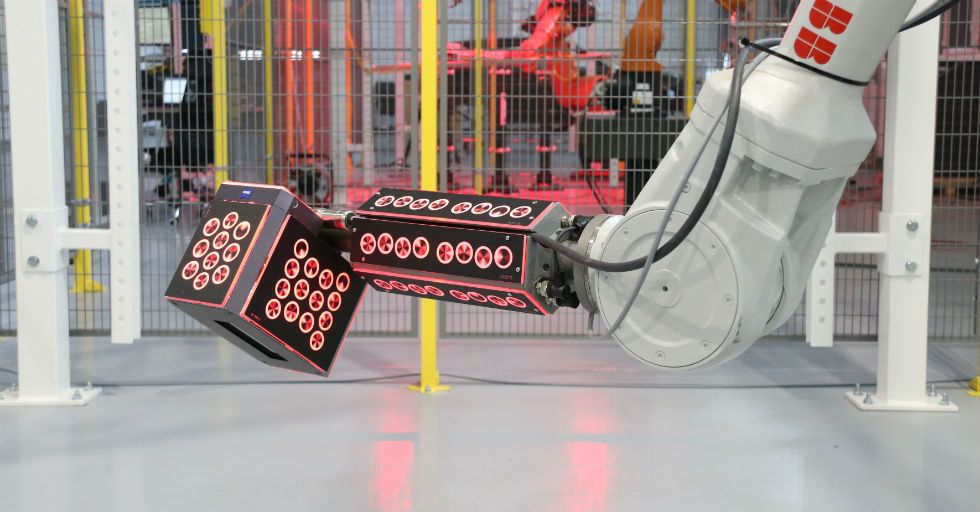 Zastosowanie widzenia maszynowego w kontroli jakości w przemyśle motoryzacyjnym