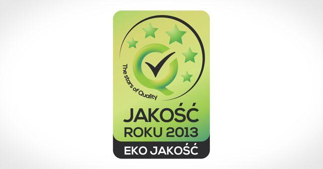 Oras wyróżniony w konkursie Jakość Roku 2013