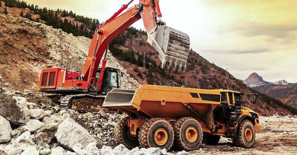 Technologie elektryfikacji pojazdów górniczych i budowlanych