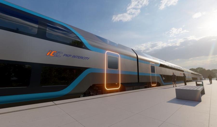 wizualizacja: PKP Intercity