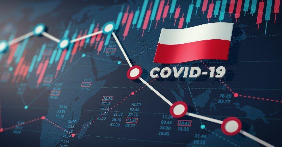 Rok pandemii – straty polskiej gospodarki przekroczyły 185 mld zł