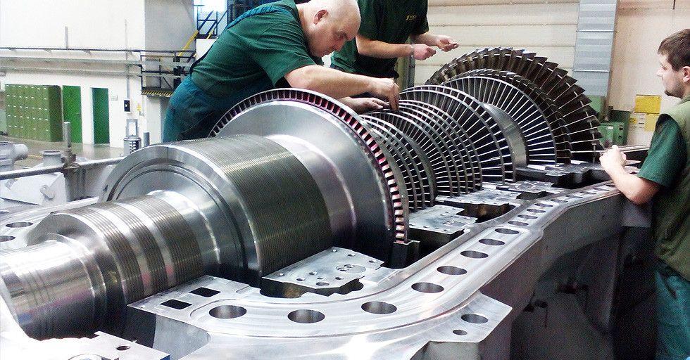 POWER ELECTRIC – Sprawniejsi w turbinach