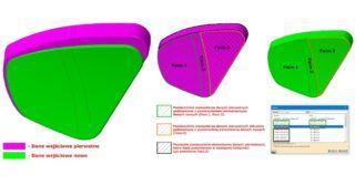 Doskonalenie topologii modeli CAD w kontekście ich podatności na zmiany konstrukcyjne – etap wprowadzania zmian