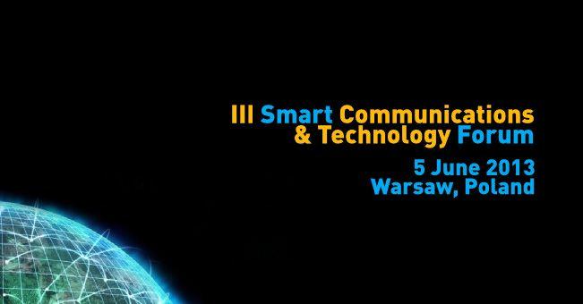 III Smart Communications & Technology Forum