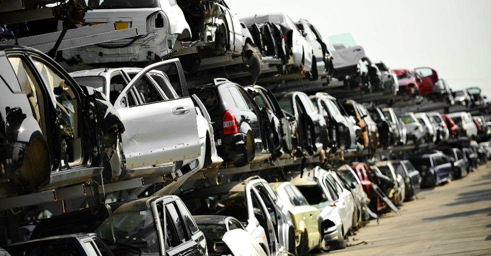 Recykling 5 pojazdów to odzysk prawie tony tworzyw sztucznych