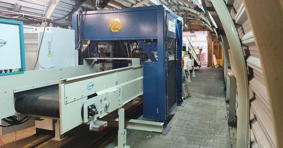 AMP Robotics i Agrex-Eco uruchamiają w Polsce centrum demonstracyjne recyklingu wykorzystujące SI
